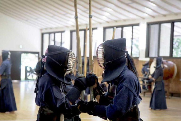 Kendo Club Equipment